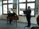 Vernissage: Künstler des Meisterkreises von Fr. Prof. Weingärtner. Ab 16.04.2011 in der Galerie foyer d'art